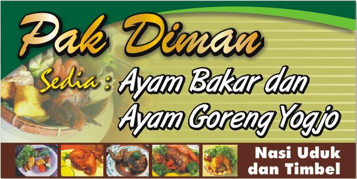Desain Banner Warung Ansi Desaingrafisindo